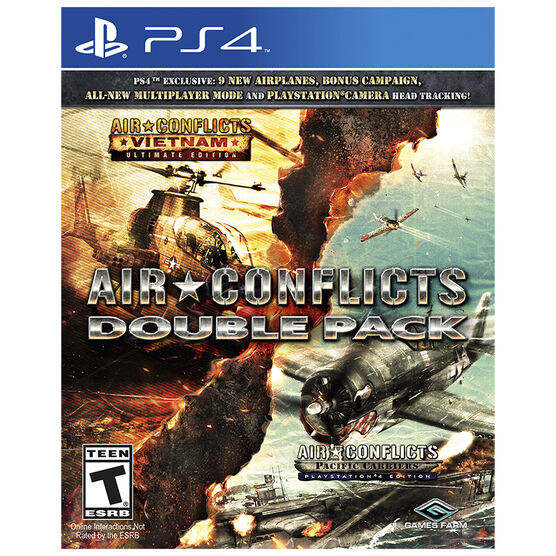 PS4 Air Conflicts Double Pack
