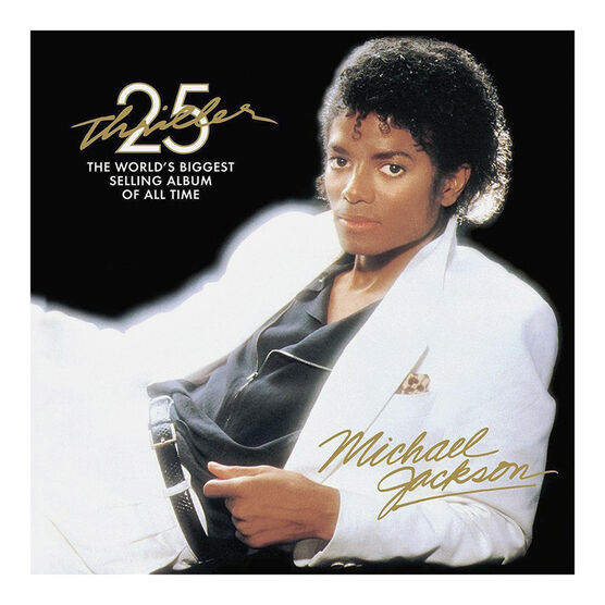 Michael Jackson - Thriller (25th Anniversary Edition) - Vinyl
