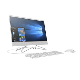 HP Pavilion 22-c0029 All-in-One Desktop Computer - 22 Inch - AMD A6 - 3LB67AA#ABL