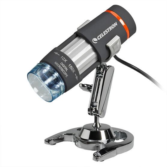Celestron Handheld Digital Microscope - 10x-50x - 44302-B
