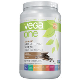 Vega One All In One Nutritional Shake - Mocha - 836g