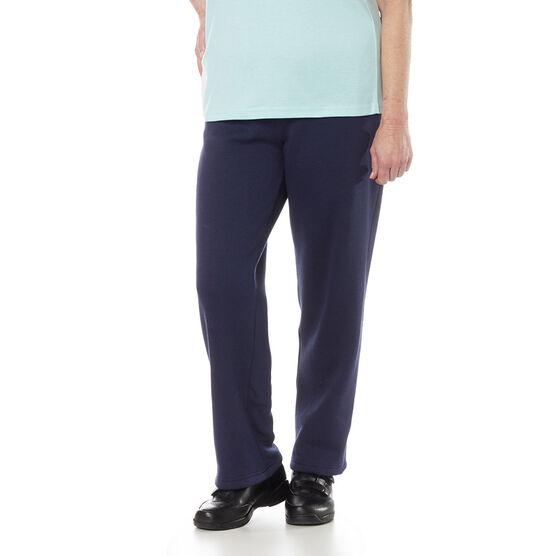 Silvert's Women's Open-Side Fleece Pants - Small - XL