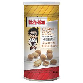 Koh-Kae Peanuts - Coconut Cream - 265g