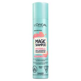 L'Oreal Magic Invisible Dry Shampoo - Rose Tonic - 200ml
