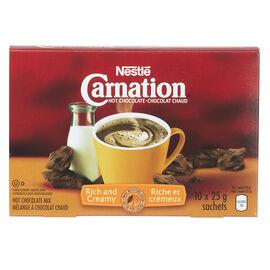 Nestle Carnation - Hot Chocolate - 10x25g