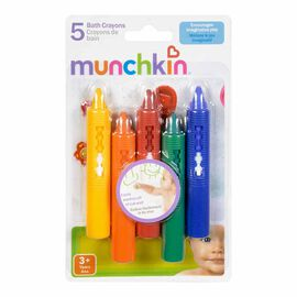 Munchkin Bath Crayons - 5 pack
