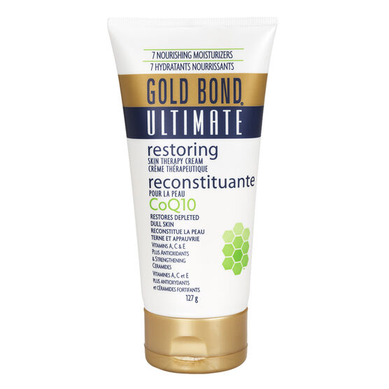 Gold Bond Ultimate Restoring Skin Therapy Cream CoQ10 - 127g