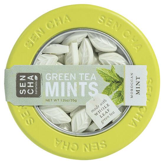 Sencha Green Tea Mints - Moroccan - 35g