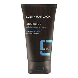 Every Man Jack Face Scrub - Signature Mint - 150ml