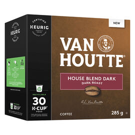 K-Cup Van Houtte - House Blend Dark- 30 Pack