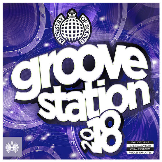 Various Artists - Groove Station 2018 - CD