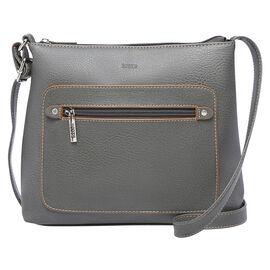 Roots Painted Edge Crossbody - Assorted