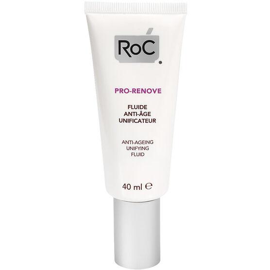 RoC Pro-Renove Anti-Ageing Unifying Fluid - 40ml