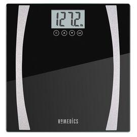 Homedics Body Fat Bath Scale - Black