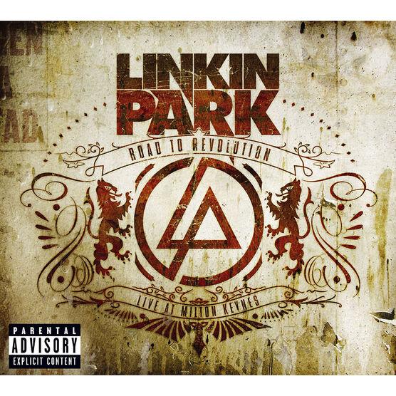 Linkin Park - Road to Revolution: Live - CD