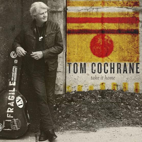 Tom Cochrane - Take It Home - CD