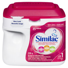 Similac Powder Partially - Broken Down Protein - 638g