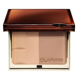 Clarins Bronzing Duo SPF 15 Mineral Powder Compact