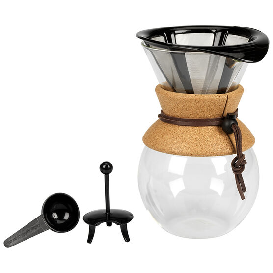 Bodum Pour Over - Cork Band - 32oz