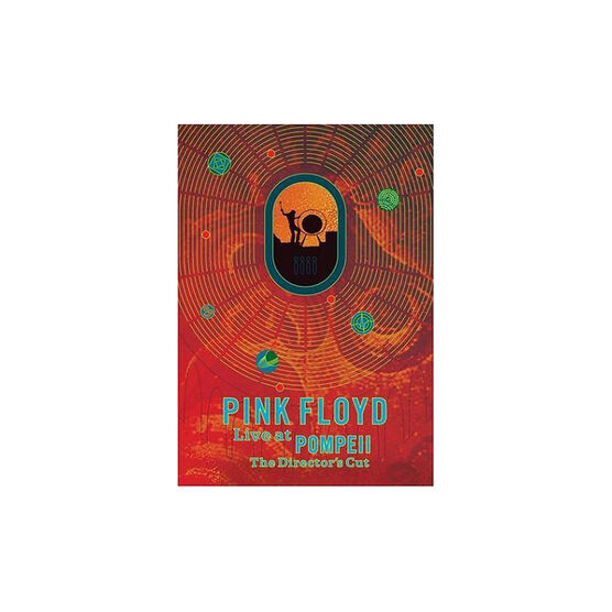 Pink Floyd: Live at Pompeii - DVD