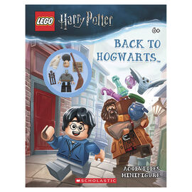 Lego Harry Potter Act Back to Hogwarts by Ameet Studio
