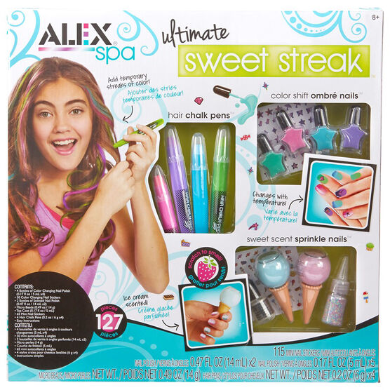 Alex Ultimate Sweet Streak Kit