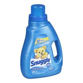 Snuggle Liquid Fabric Softener - Cuddle Fresh - 1.47L