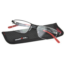 Foster Grant IM 1003 Men's Reading Glasses - Black - 125