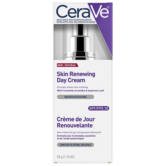 CeraVe Skin Renewing Day Cream - SPF30 - 50g