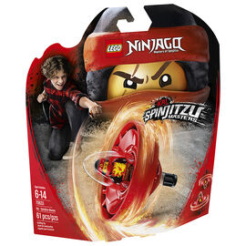 LEGO Ninjago Action Toy - Kai Spinjitzu Master