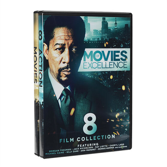 Movies of Excellence Collection - 8 Films - DVD