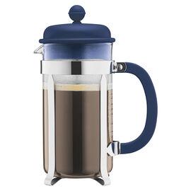Bodum Caffettiera Coffee Maker - Sea Blue - 8 cup