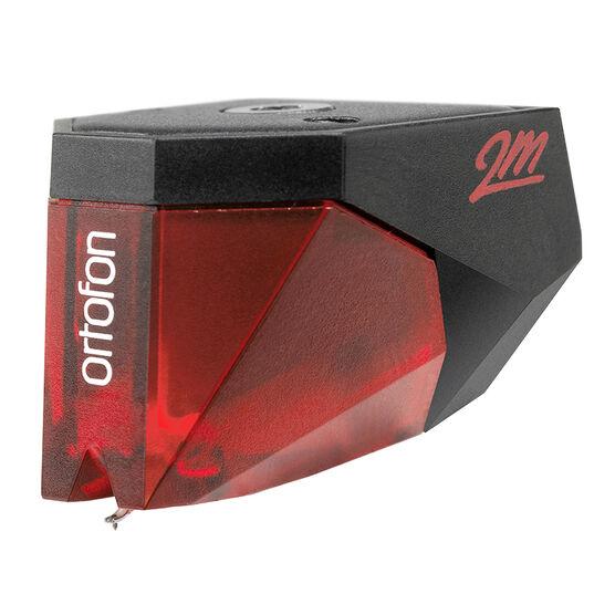 Ortofon Phono Cartridge Replaceable Elliptical Stylus - Red - 2MRED