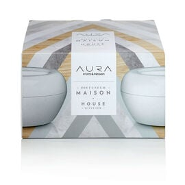 Fruits & Passion Aura House Diffusion System - White