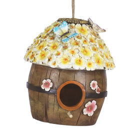 London Drugs Garden Birdhouse - Flower