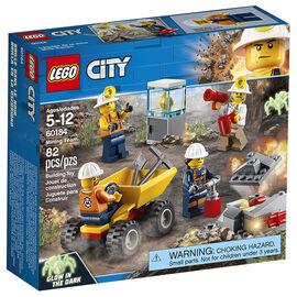 LEGO® City - Mining Team
