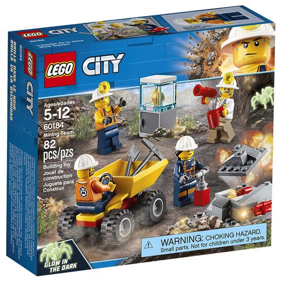 LEGO City - Mining Team