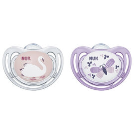 Nuk Airflow Orthodontic Pacifier - Size 1 - Assorted