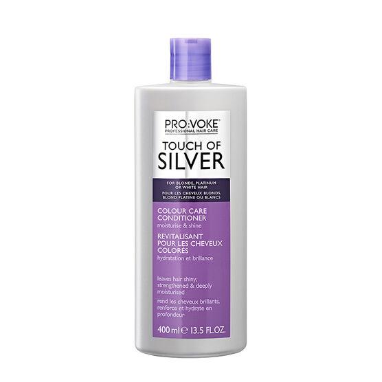 Pro:Voke Touch of Silver Colour Care Conditioner - 400ml