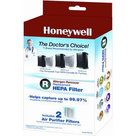 Honeywell True HEPA Replacement Filter - 2 pack - HRF-R2C