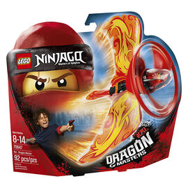 LEGO Ninjago - Kai - Dragon Master