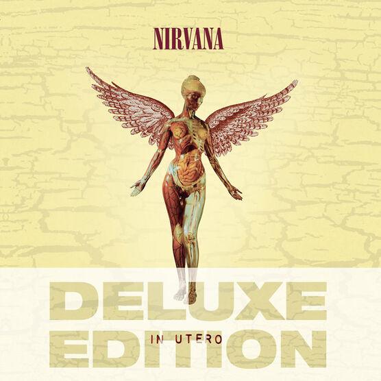 Nirvana - In Utero: 20th Anniversary Deluxe Edition - CD