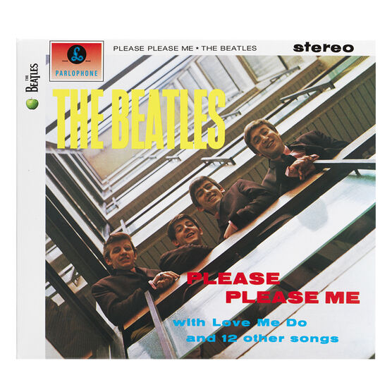The Beatles - Please Please Me: Remastered - CD