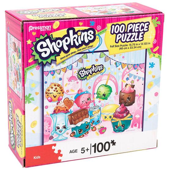 Shopkins Puzzle Box