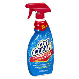Oxiclean Stain Remover Laundry Pre-Treat Spray - 650ml