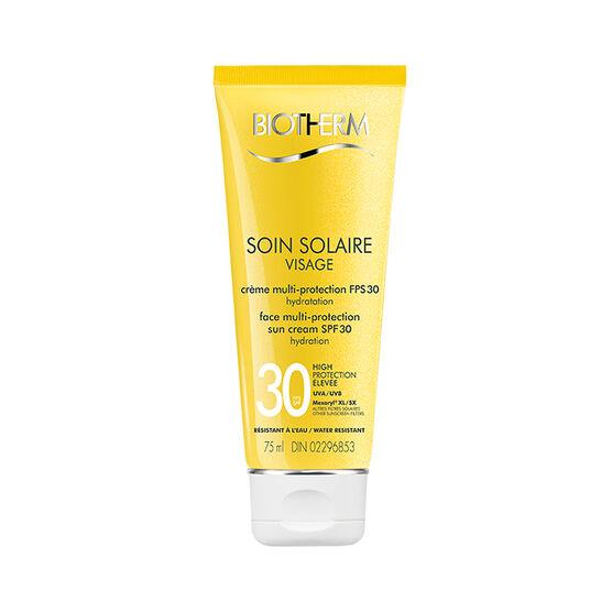 Biotherm Soin Solaire Visage Face Sun Cream - SPF 30 - 75ml