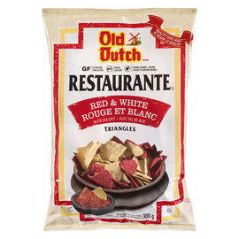 Old Dutch Restaurante Red & White Tortilla Chips - 300g