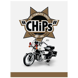 Chips: The Complete Series (Season 1-6) - DVD