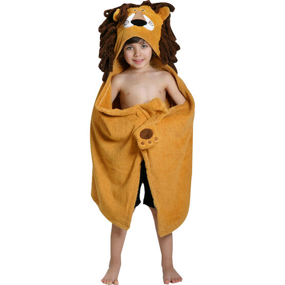 Zoocchini Toddler Hooded Towel