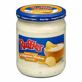 Ruffles French Onion Dip - 425g